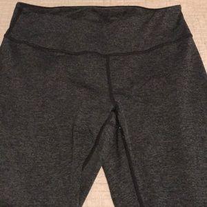 Zella Pants - Zella marked charcoal legging - Small